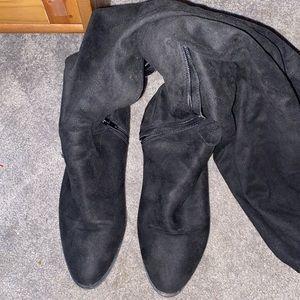 Thigh High Steven Madden Boots